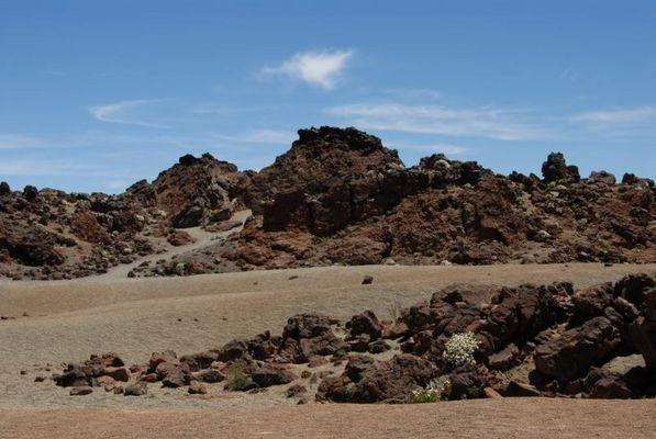 Teide Plateau