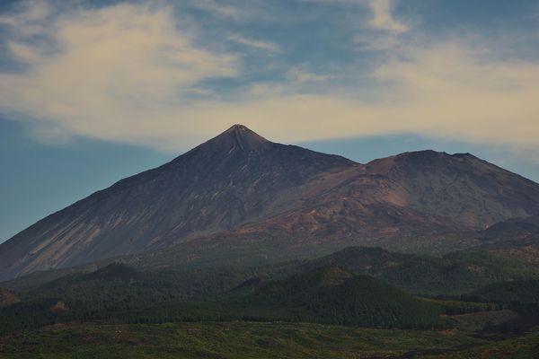 Teide und Pico Viejo