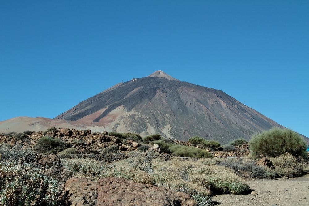 Teide / Vulkan