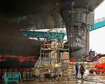 """Teil – 2 A -- : Maritime Arbeitswelten in Bremerhaven am 22.10.2012 """"Faszination Schiffreparatur"""""""