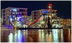 """Teil --21--: Havenwelten Bremerhaven am 14.3.2014 """"Wohnen am Hafen & baggern für die Sail 2015"""""""