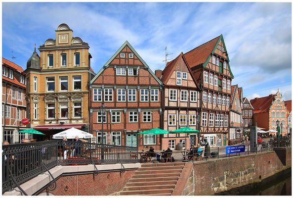 Teil -3- Hansestadt Stade ...... leben u. wohnen in der Altstadt ....
