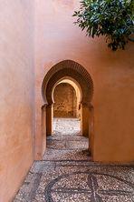Teil der Alhambra -11-