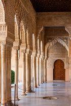 Teil der Alhambra -2-