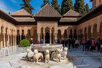 Teil der Alhambra -3-