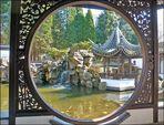 Teil des Chinesischen Gartens ..