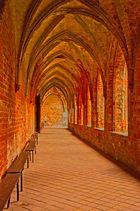 Teil vom Kloster Chorin