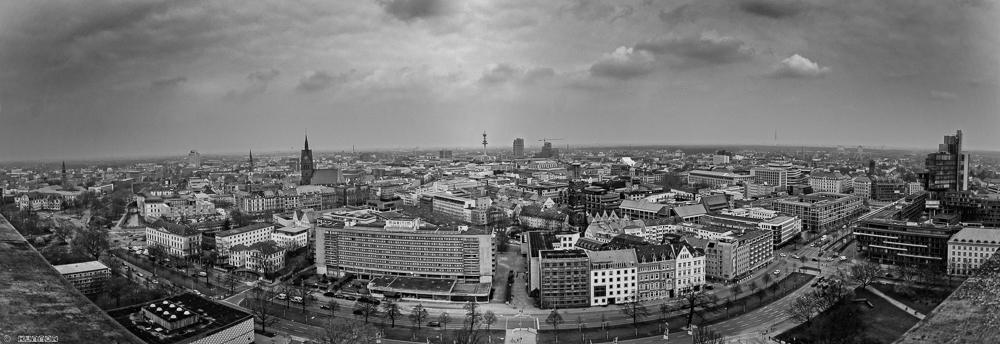 Teilansicht Hannover