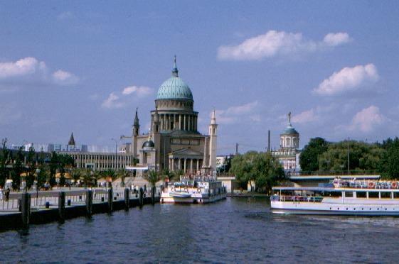 Teilansicht Potsdam