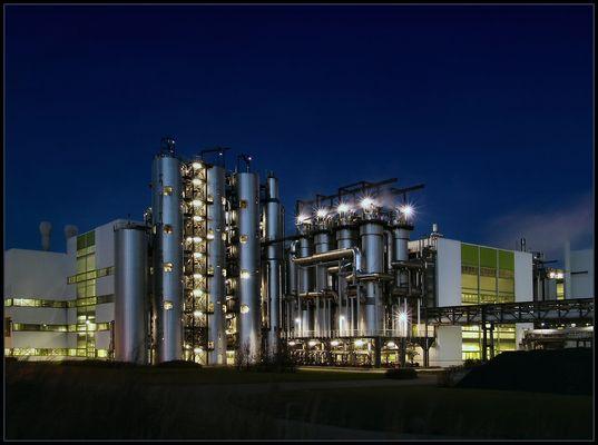 Teilansicht Zuckerfabrik Klein-Wanzleben