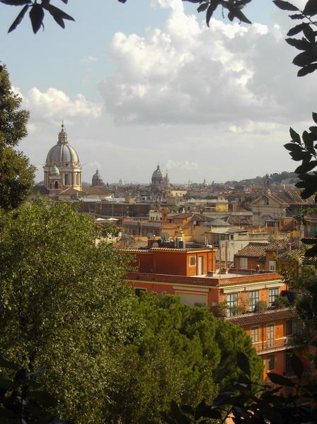 Tejados romanos II - Roman roofs II