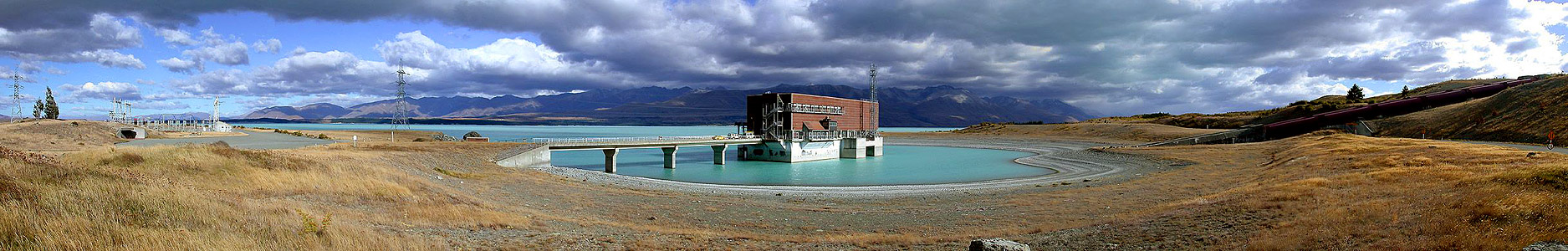 Tekapo Powerstation