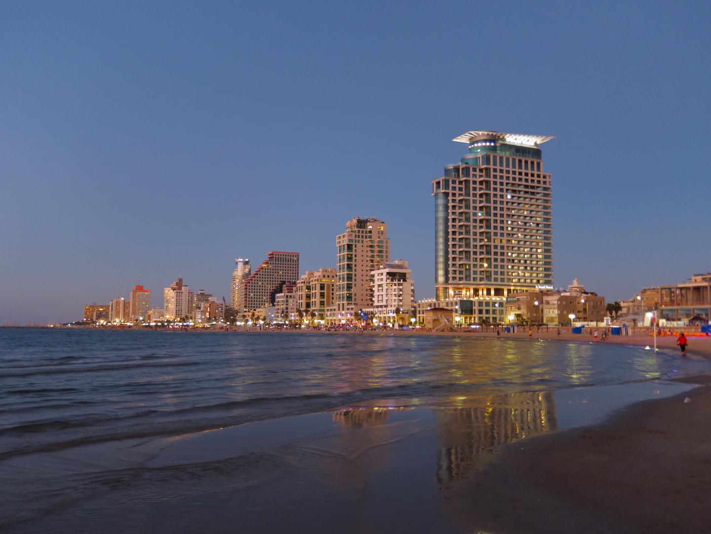 Tel Aviv Bana Beach