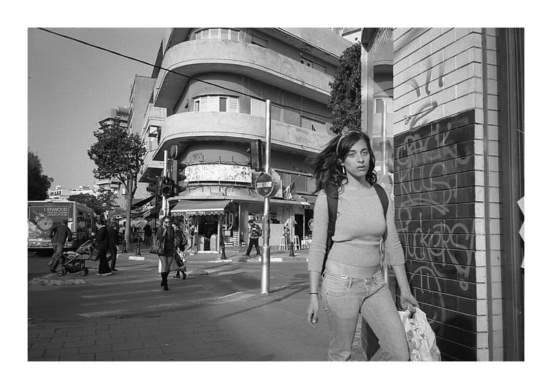 Tel Aviv - Bauhaus Streets III