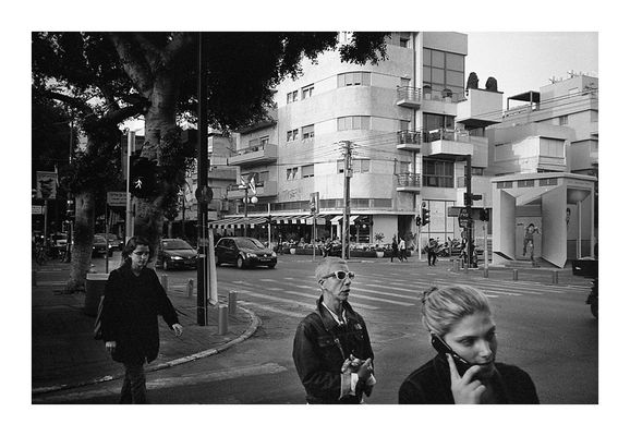 Tel Aviv - Bauhaus Streets V