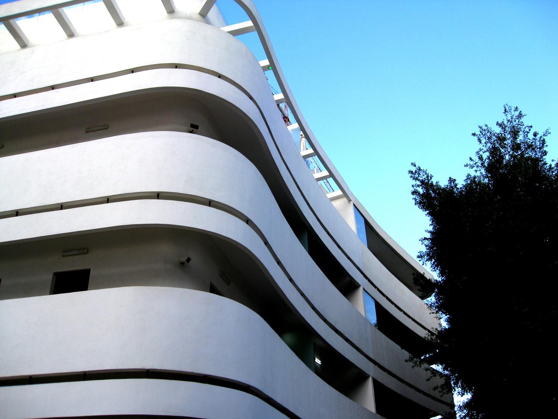 Tel Aviv - die Bauhaus-Hauptstadt