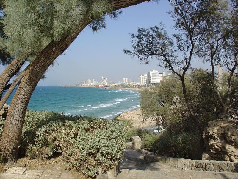 Tel Aviv from Yafo