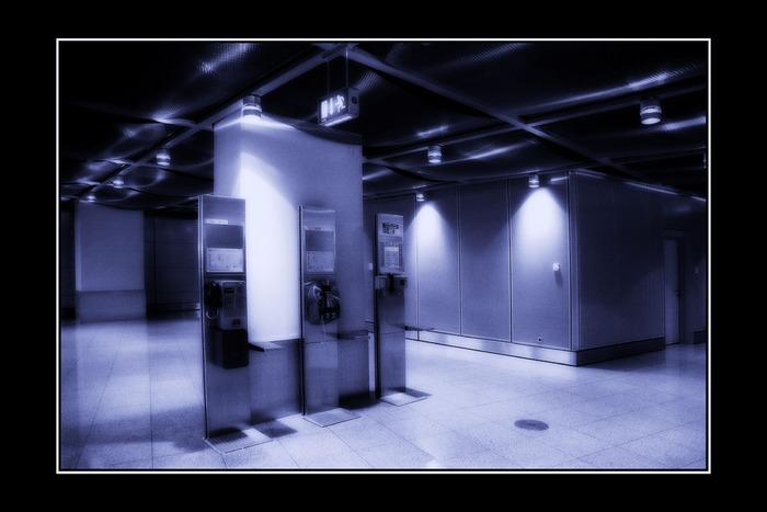 Telefone-Airport Düs.