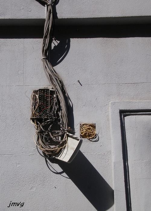 Telefonía con hilos