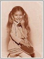 Telefonieren lag schon in jungen Jahren in unserer Natur *smile*