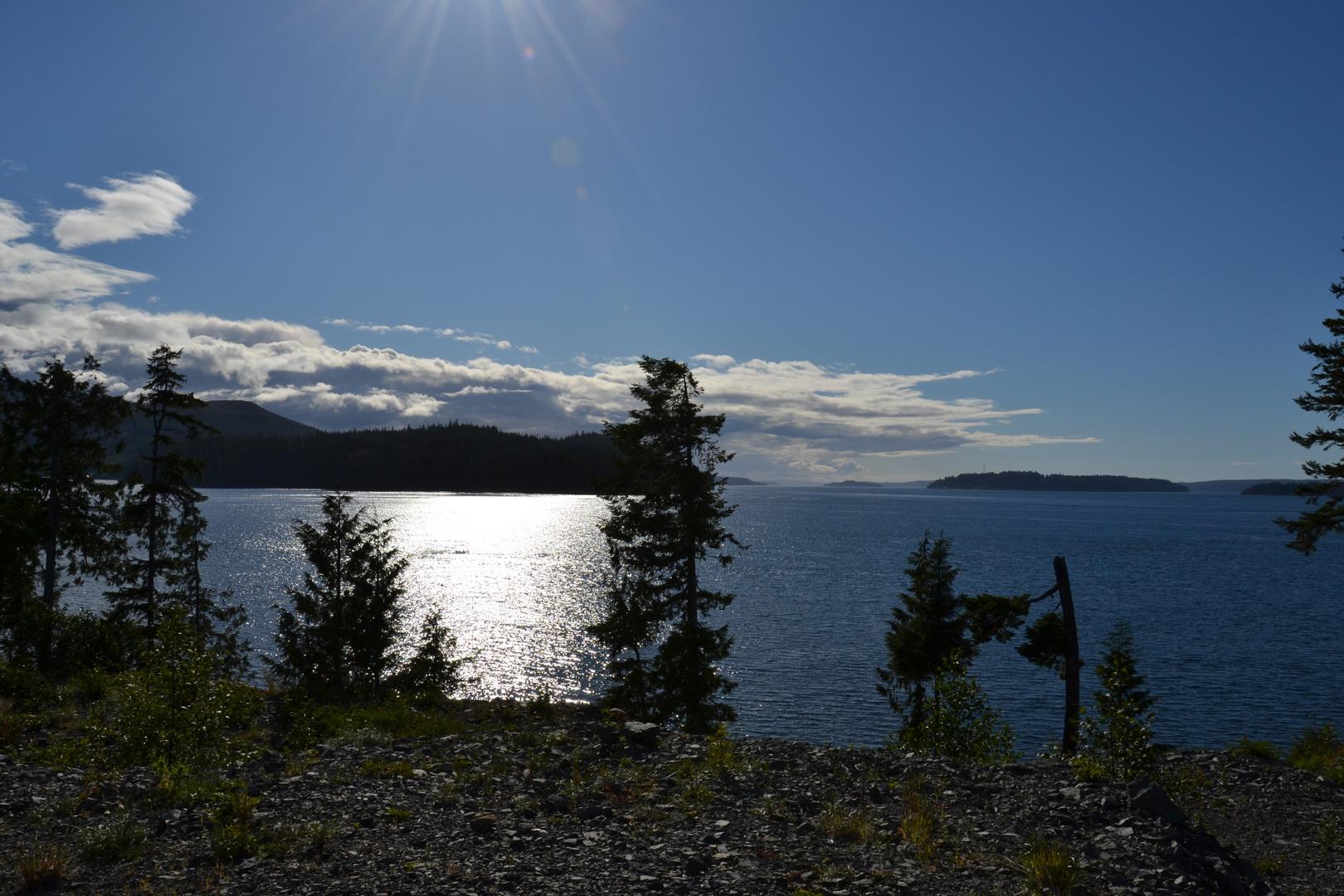 Telegraph Cove auf Vancouver Island