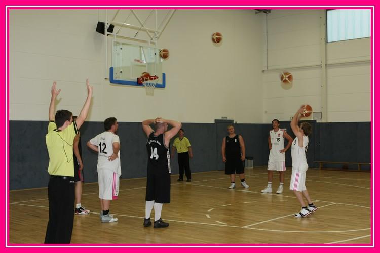Telekom Baskets #6 Testspiel
