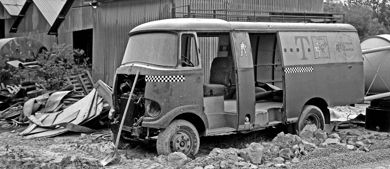 Telekom-Dienstwagen