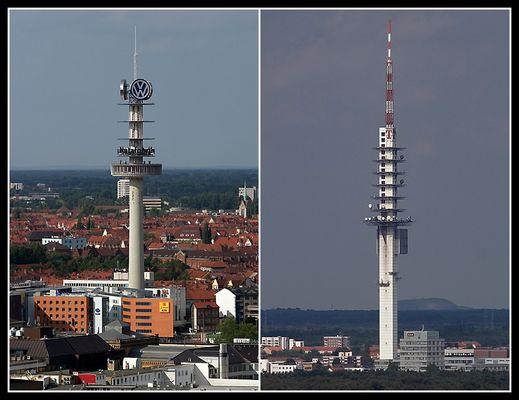 Telemax und Telemoritz