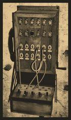 telephone allemand du fort de Mutzig