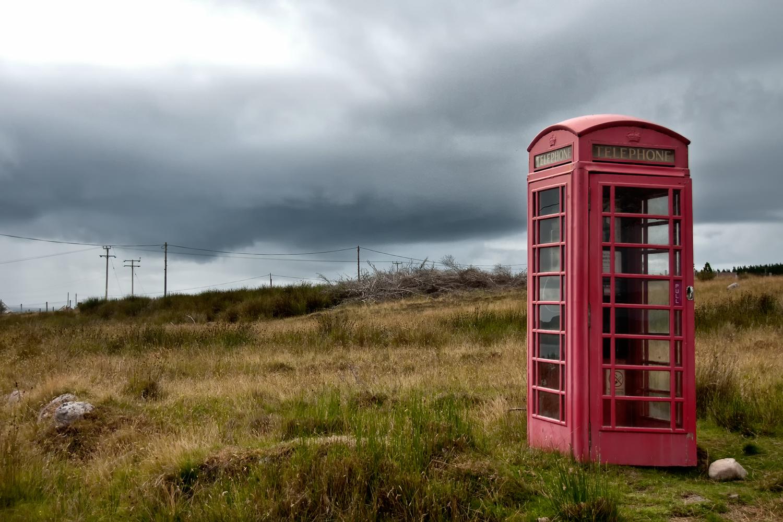...Telephone...