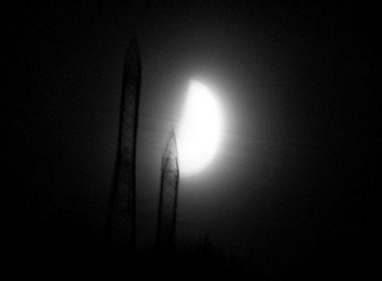 téléscope de la nuit