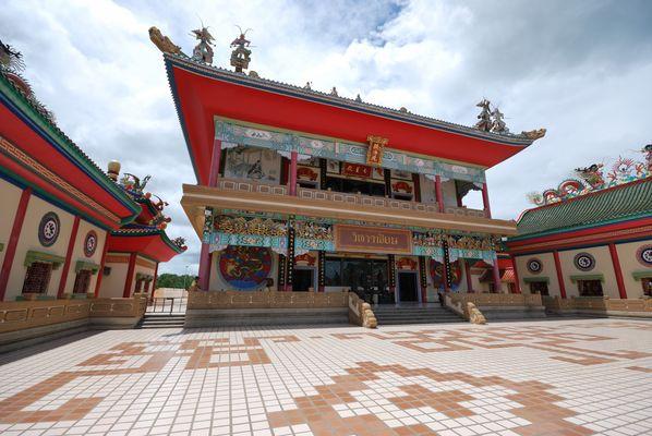 Tempel Anek Kusala Sala