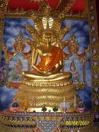 Tempel auf dem Berg