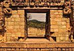 Tempel der Inschriften in Copan