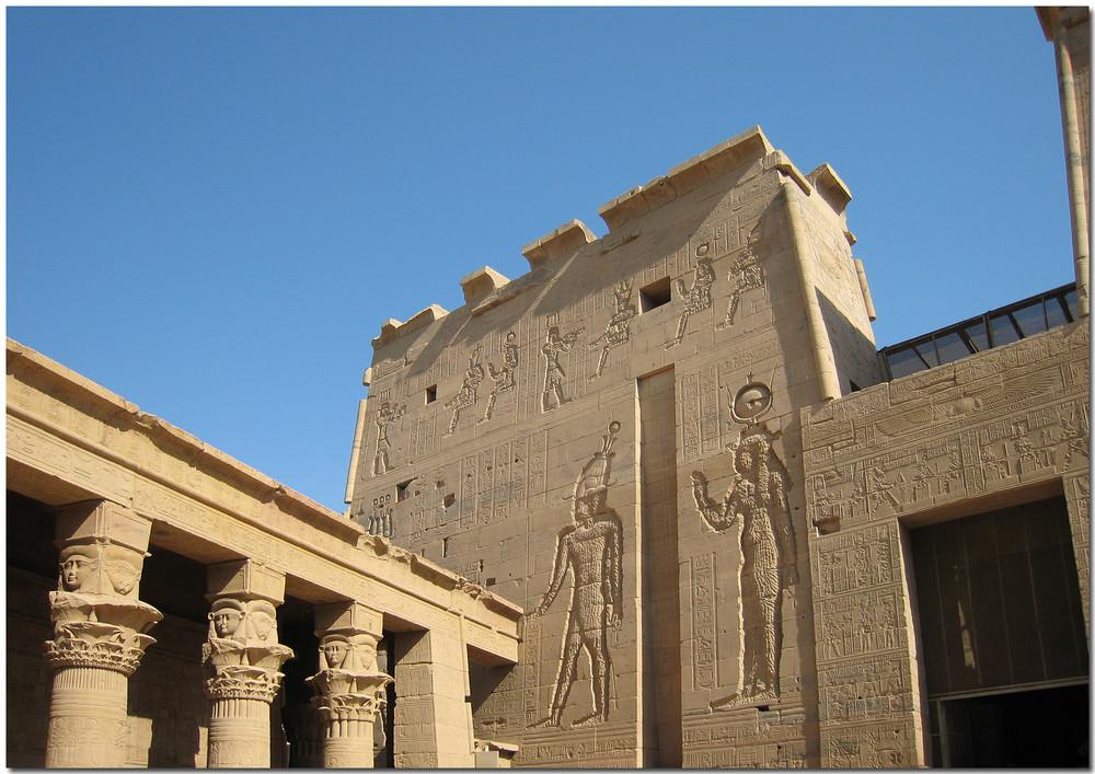 Tempel der Isis