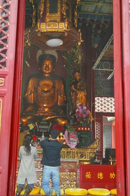 Tempel der Wiedererlangten Vollkommenheit(Guiyuan Si)