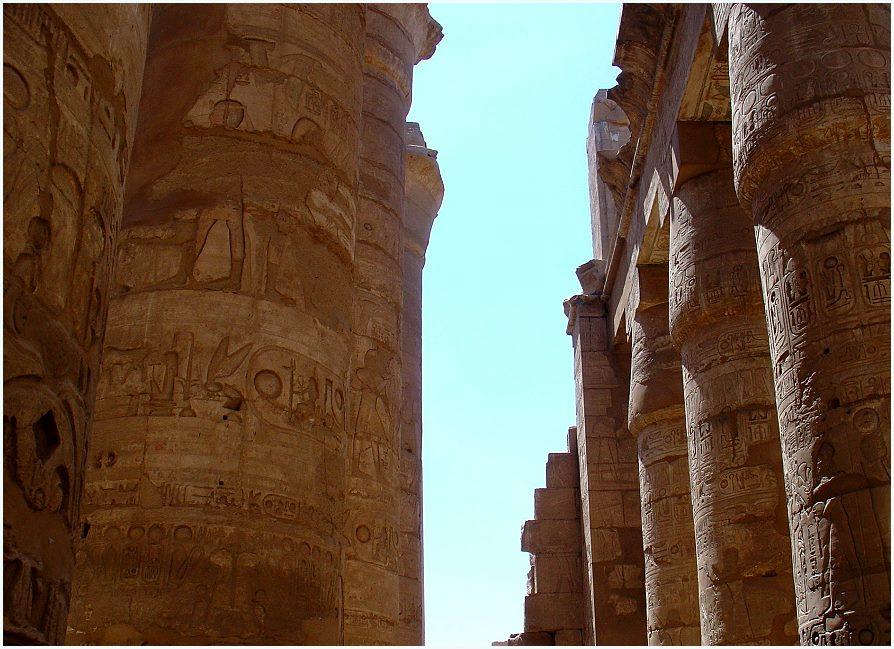Tempel des Amun-Re