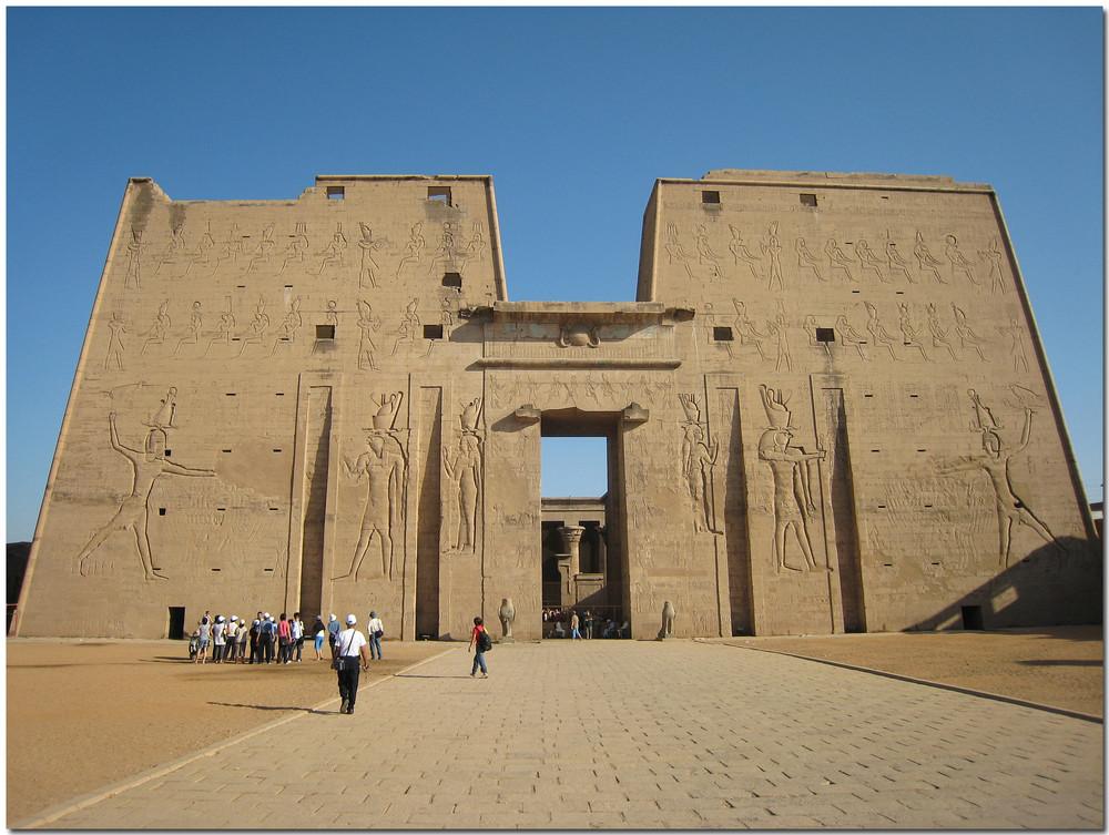 Tempel des Horus I