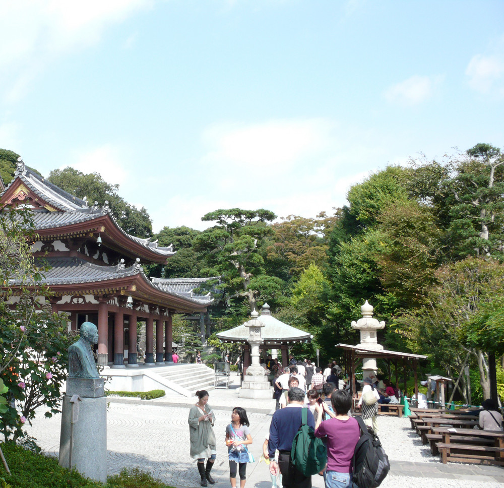 Tempel Hase-dera in Kamakura