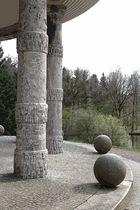 Tempel im Stadtwald