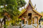 Tempel in Chiang Mai II - Nordthailand
