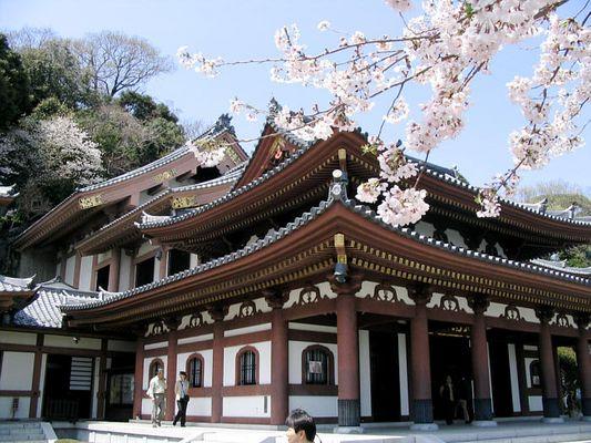 Tempel in Kamakura