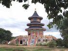 Tempel in Kanchanaburi, Thailand