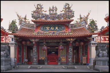 Tempel in Lanzhou