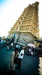 Tempel in Mysore