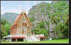 Tempel in Sam Roi Yot
