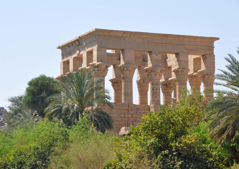 Tempel von Isis
