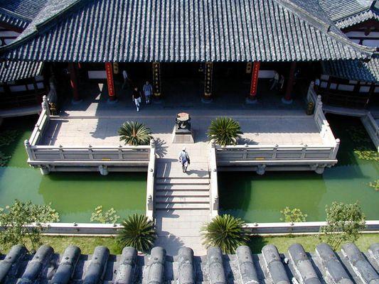 Tempelanlage in Suzhou