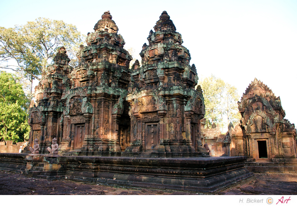 Tempelanlage um Siem-Reap 01
