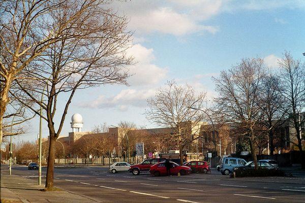 Tempelhof, ein Stueck Geschichte